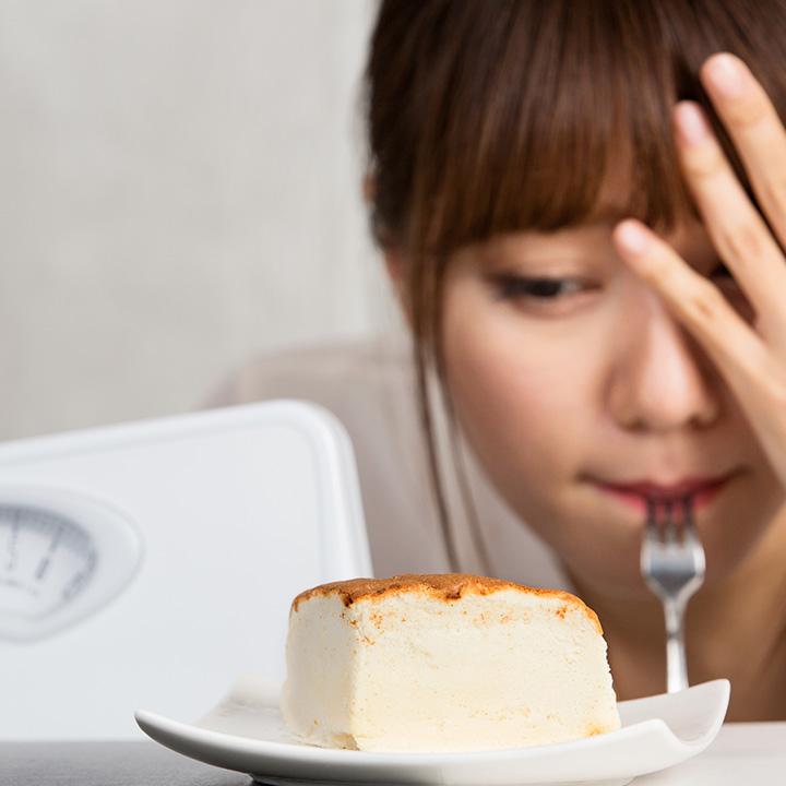 ダイエット中だけど食べたい!